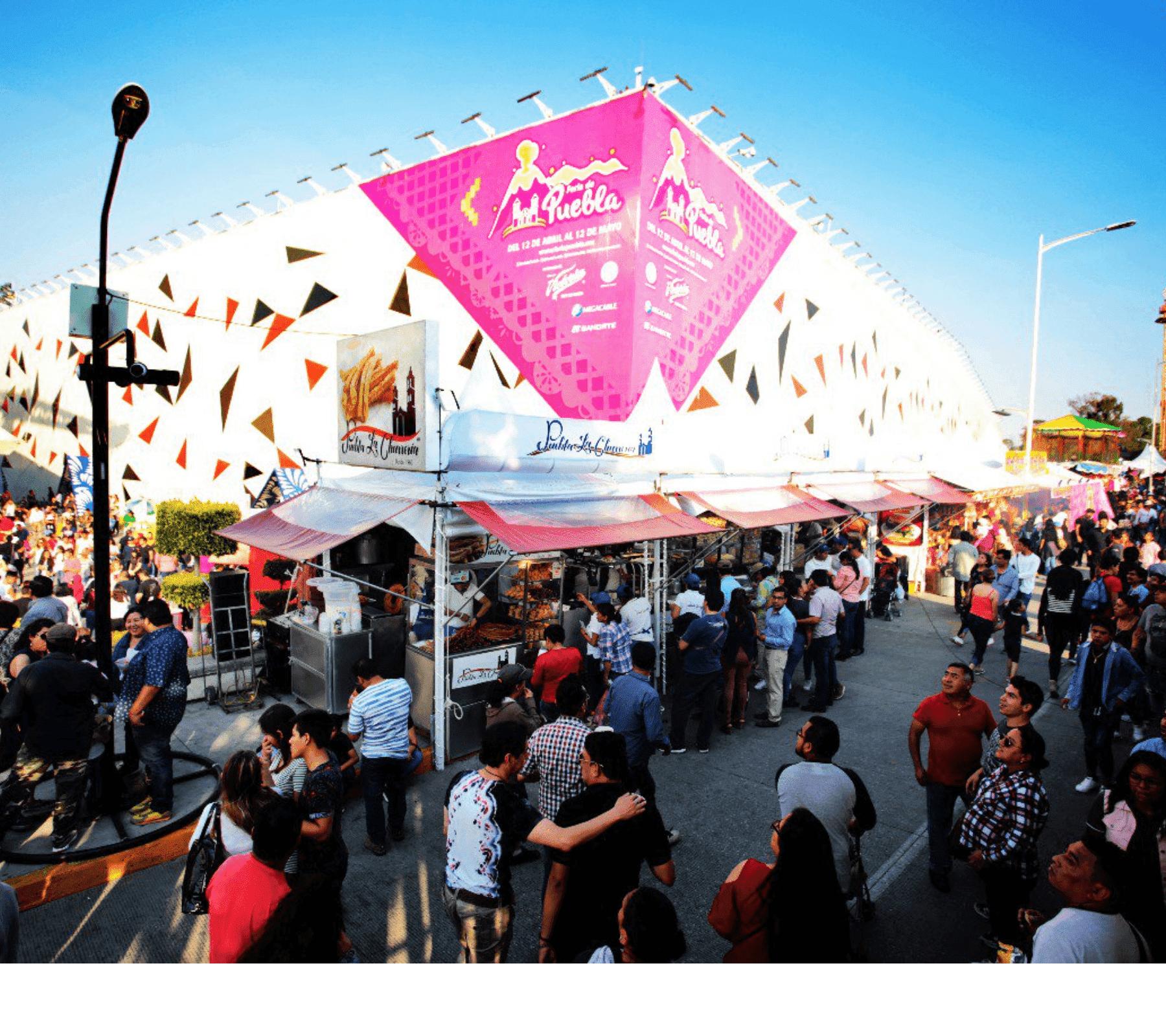 Cancelan Feria de Puebla