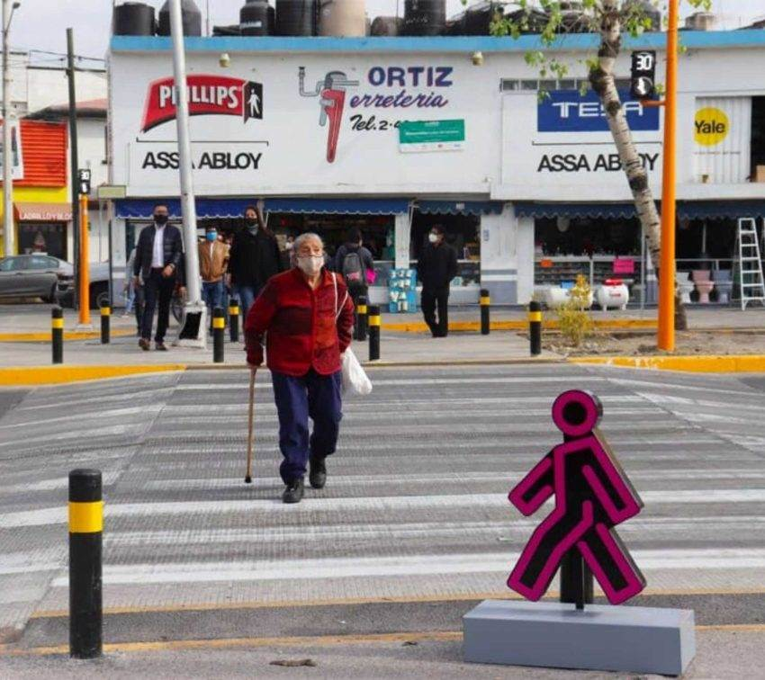 En 2021, inversión de 40 mdp para acciones de movilidad en Puebla