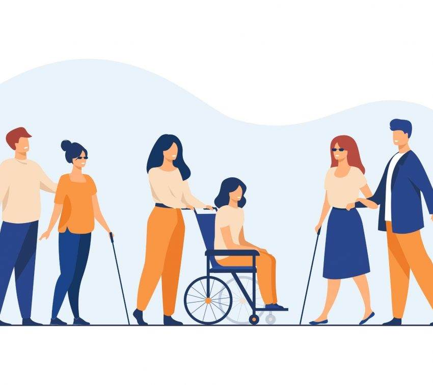 Partidos políticos relegan a personas con discapacidad: el caso de Puebla