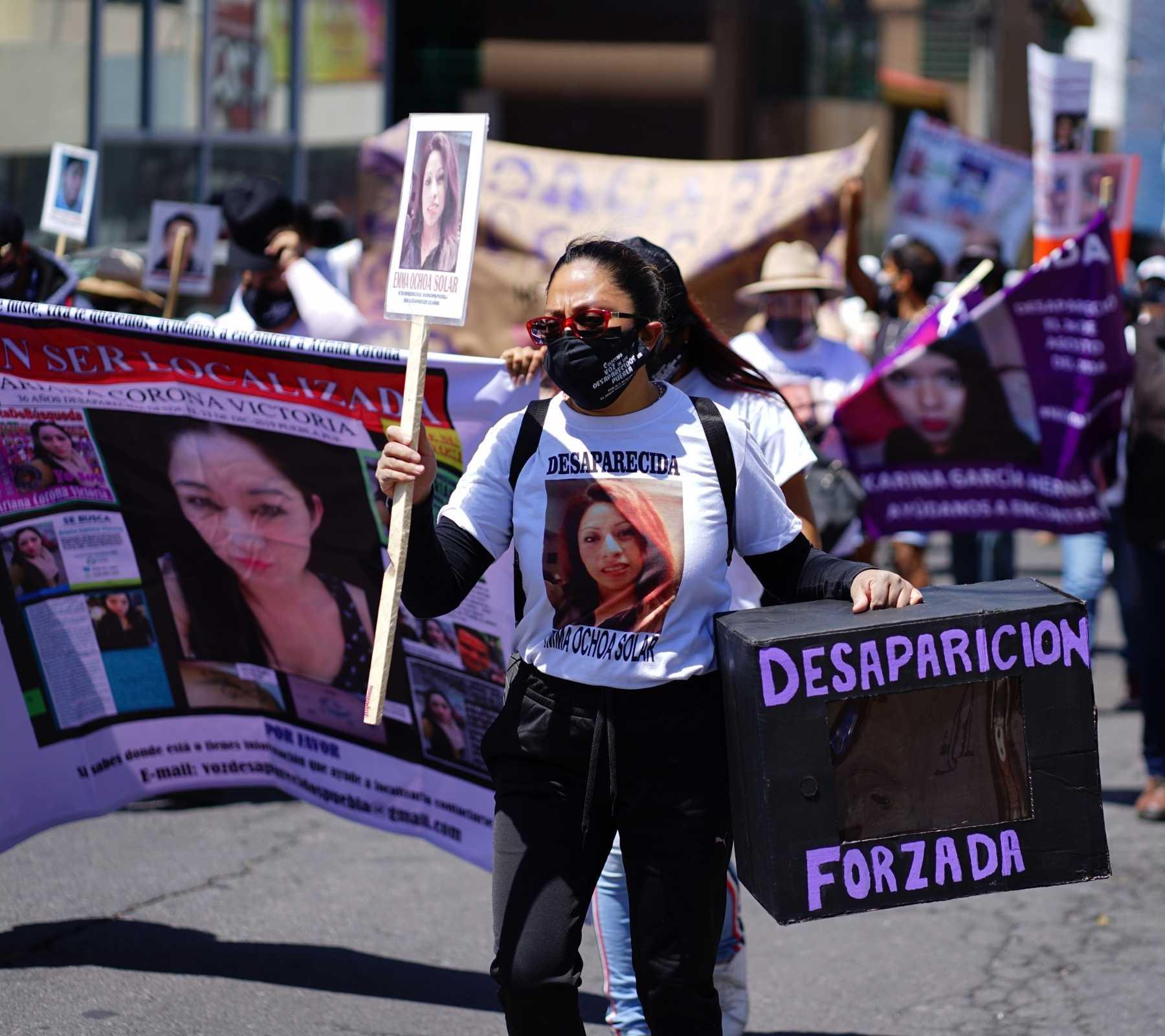 mujeres desaparecidas en Puebla 2020