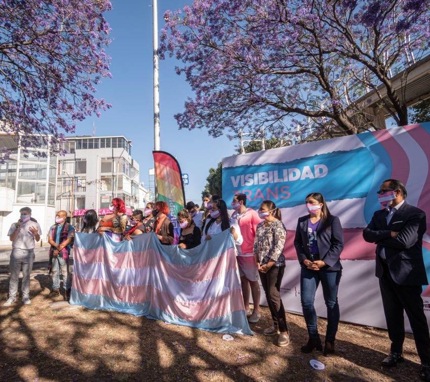 Realizarán jornada por la Visibilidad Trans en Puebla capital