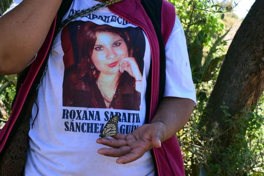 Roxana es una de las mujeres desaparecidas en Tehuacán y que es buscada por su familia.