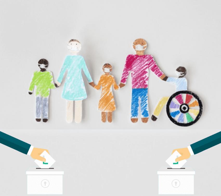 Entre avances y taras: personas con discapacidad y elecciones