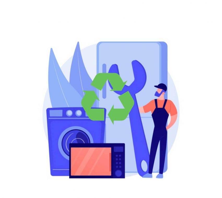 ¿Quieres deshacerte de electrodomésticos viejos? No los tires, mejor llévalos aquí