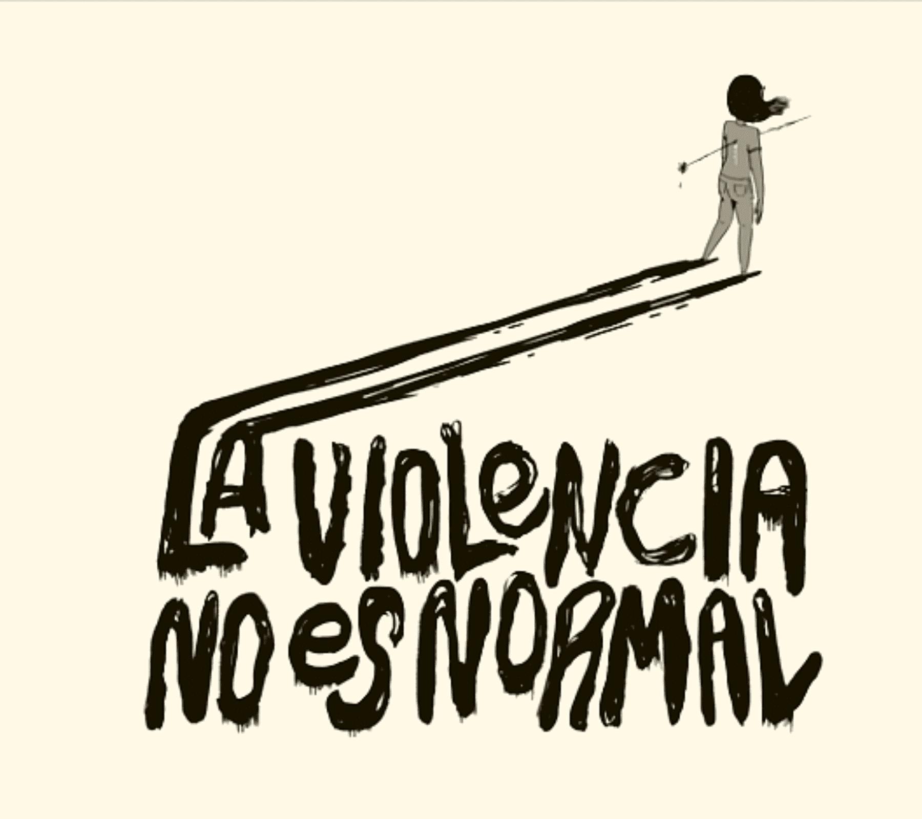 historieta para visibilizar la violencia de género