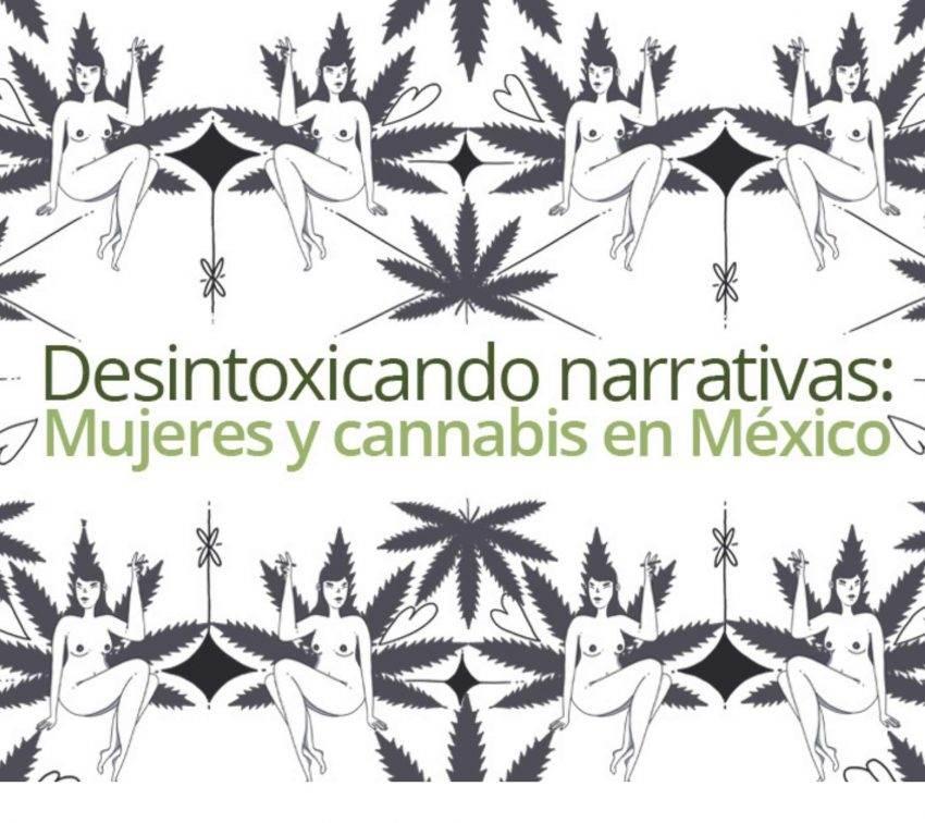 Desintoxicando narrativas: Mujeres y cannabis en México