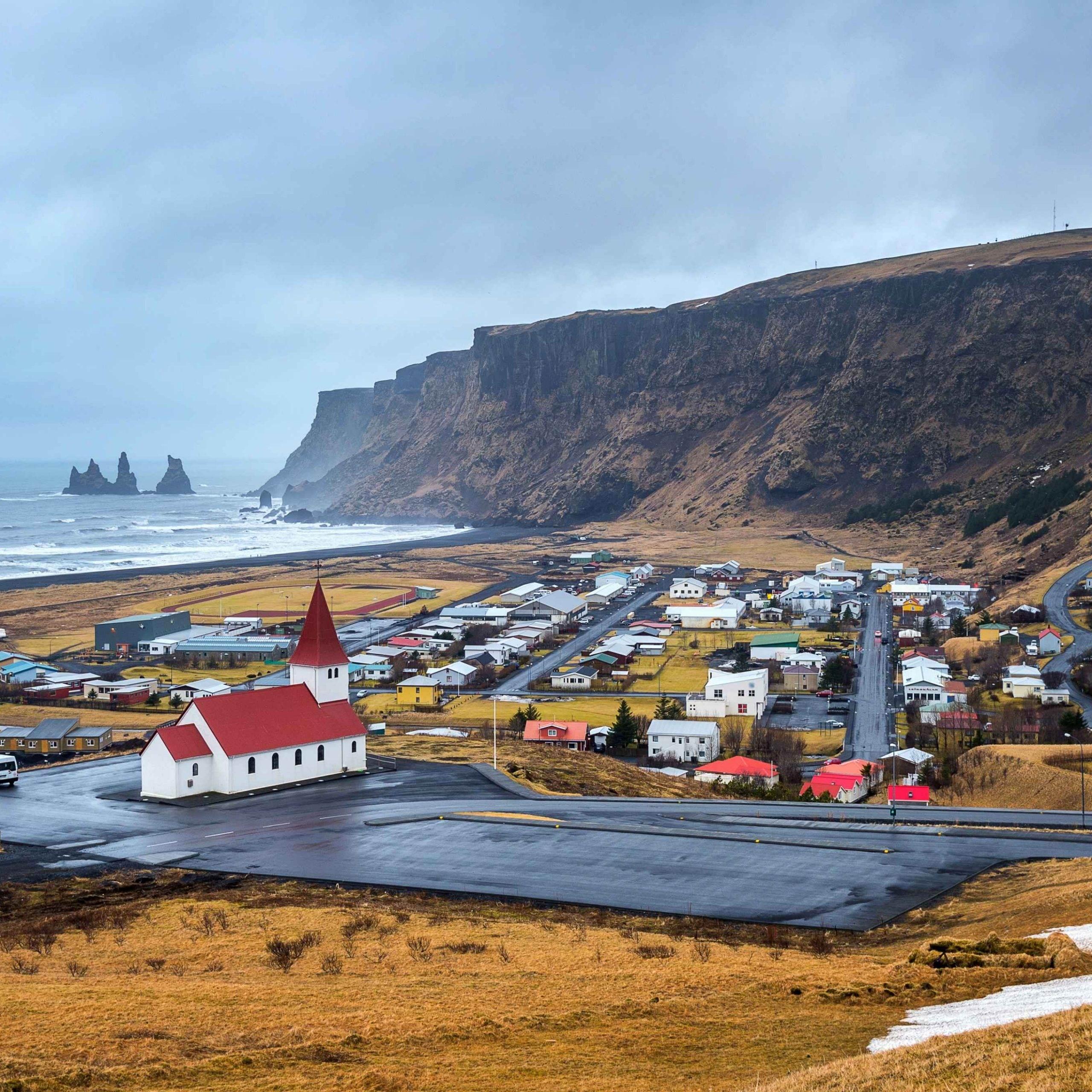 Islandia tiene una de las tasas de crímenes y homicidios más bajas del planeta. Por eso la desaparición de Birna movilizó a la capital de Islandia.