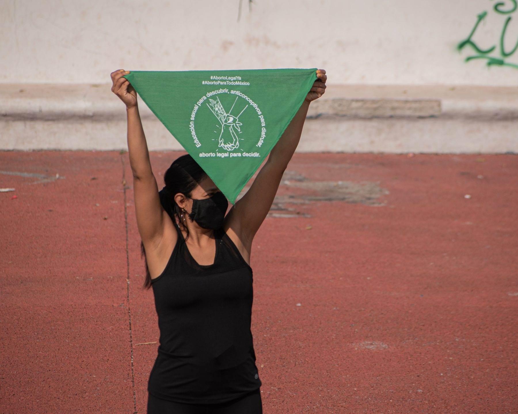 despenalización del aborto Puebla 28 de septiembre