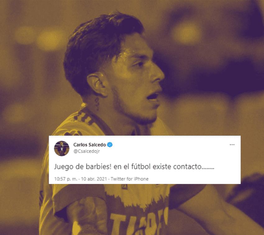 #JuegoComoBarbie: la respuesta al tuit machista de Carlos Salcedo