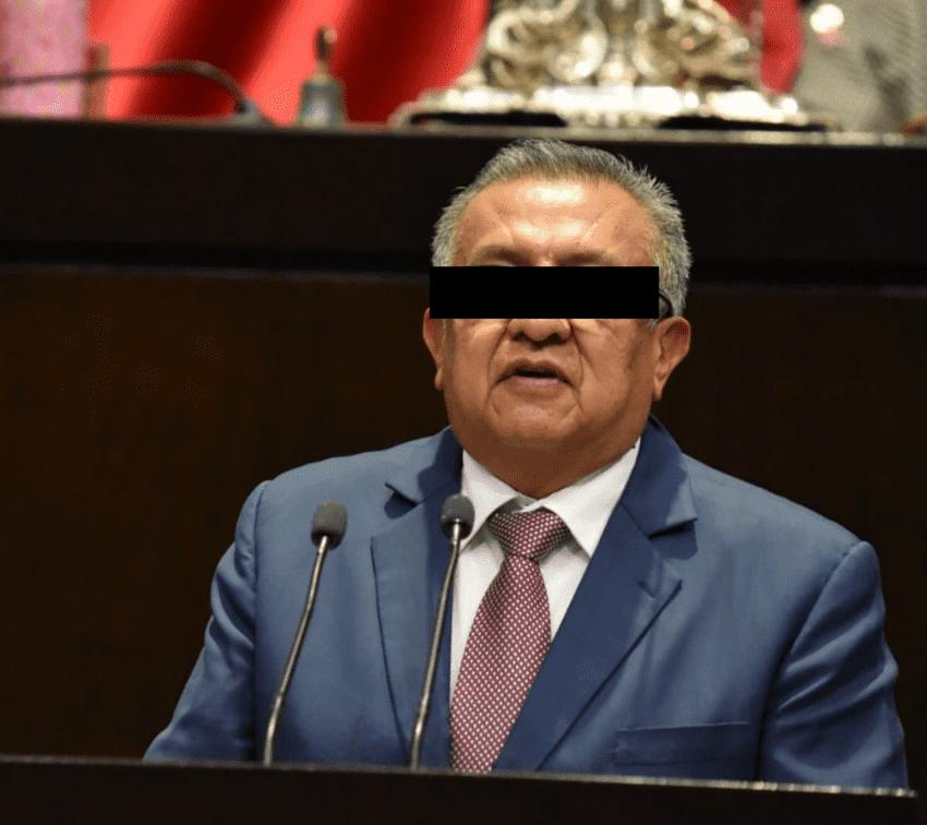 Detienen a diputado federal de Morena por presunto abuso sexual a menor