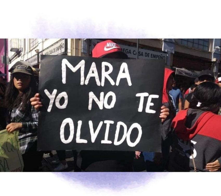 Dan 50 años de cárcel a Ricardo Alexis por feminicidio de Mara Castilla