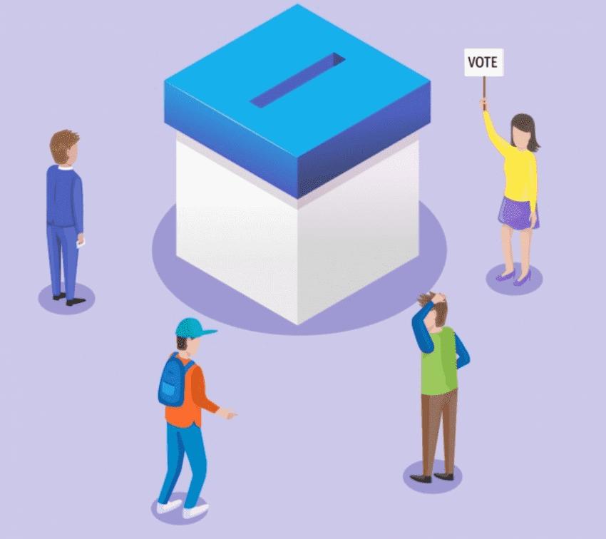 Guía para identificar el distrito electoral en el que te toca votar