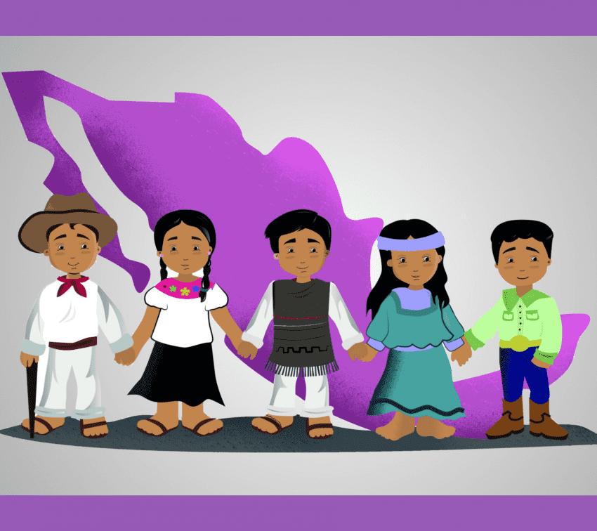 Libros infantiles escritos en lenguas indígenas mexicanas