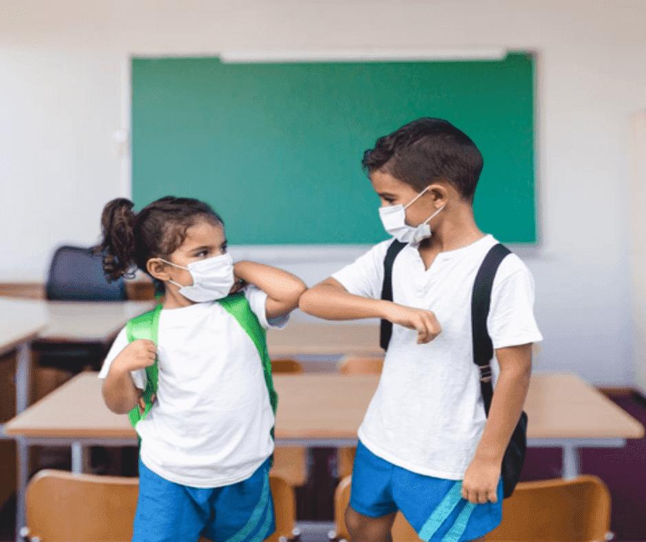 Preparan vacunación de maestros de Puebla y regreso a clases presenciales