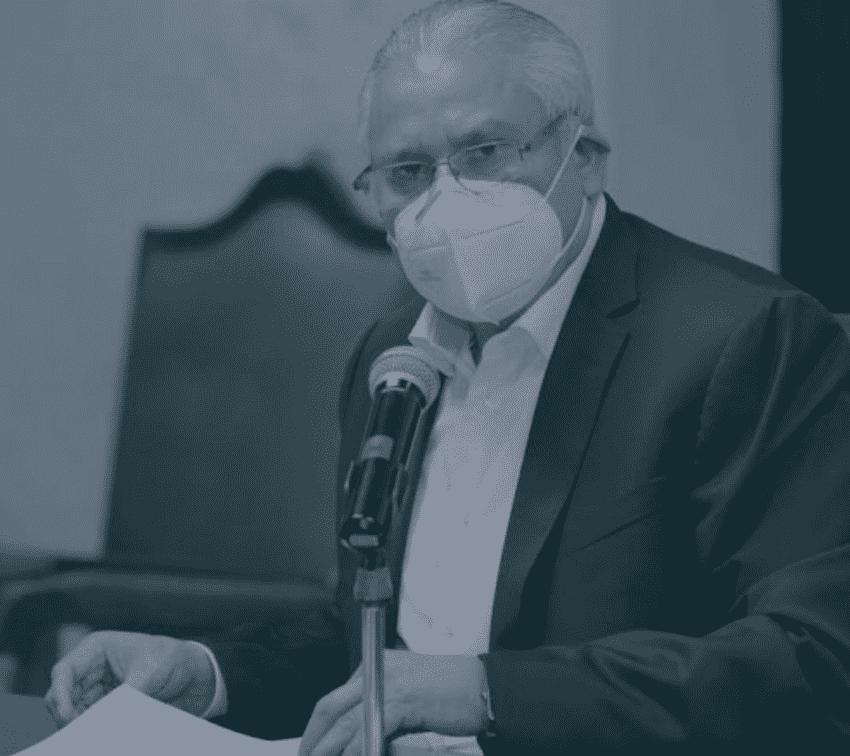 Sacan a secretario de Seguridad en Puebla y disuelven Dirección de Vialidad por corrupción
