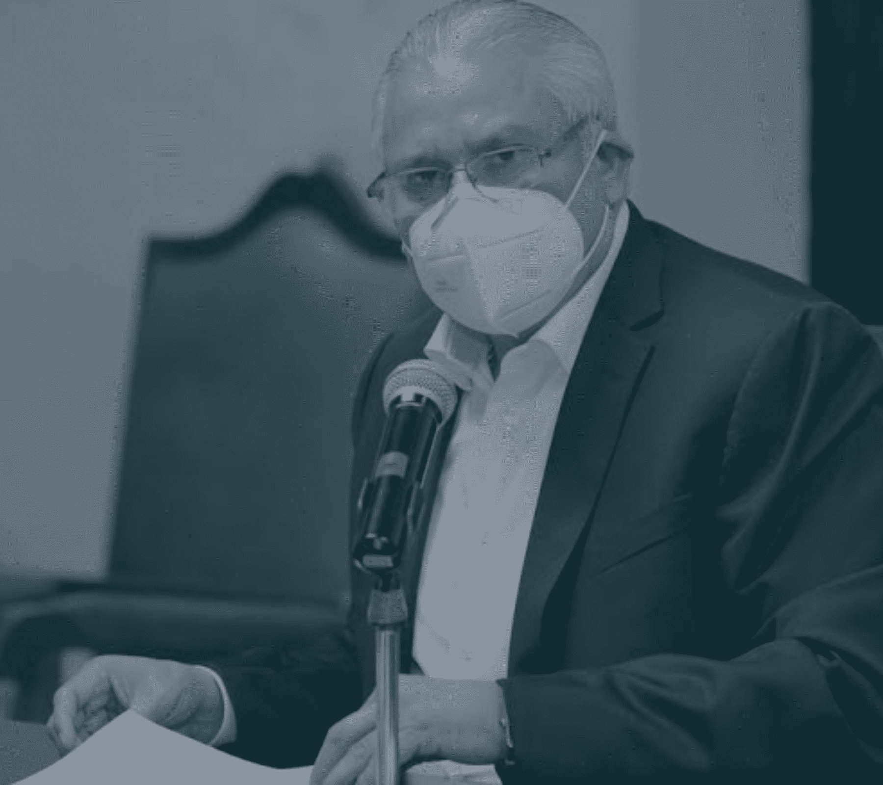 Sacan a secretario de Seguridad en Puebla