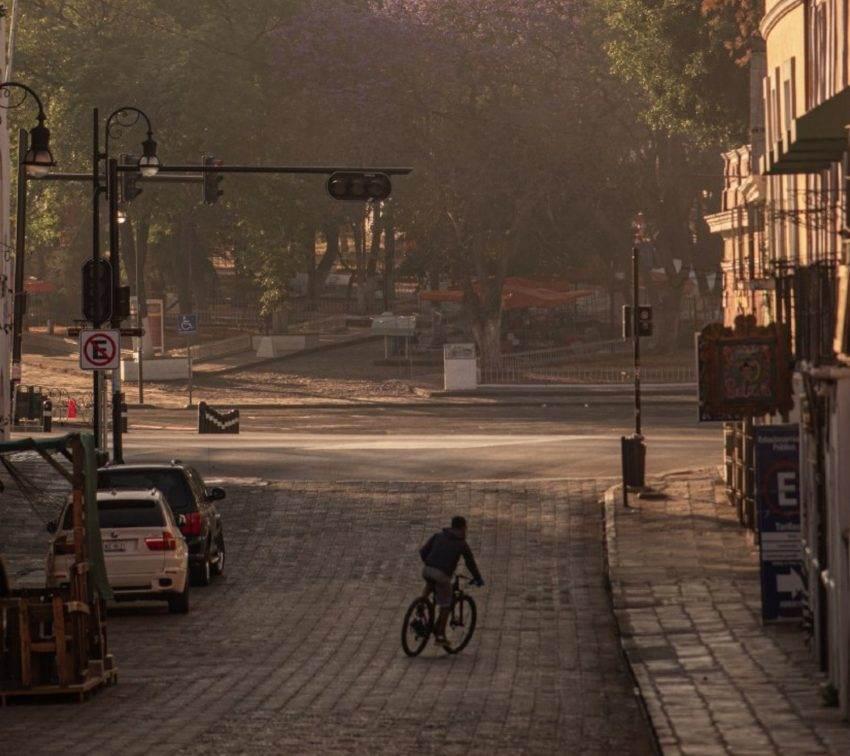 En la bicicleta va nuestra vida