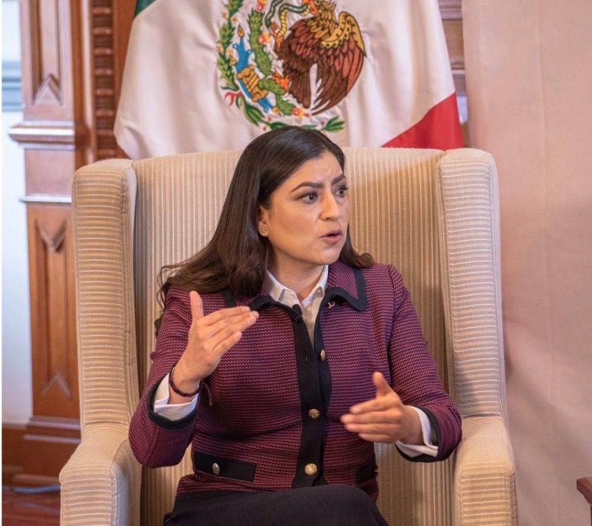 Claudia Rivera regresa al ayuntamiento de Puebla
