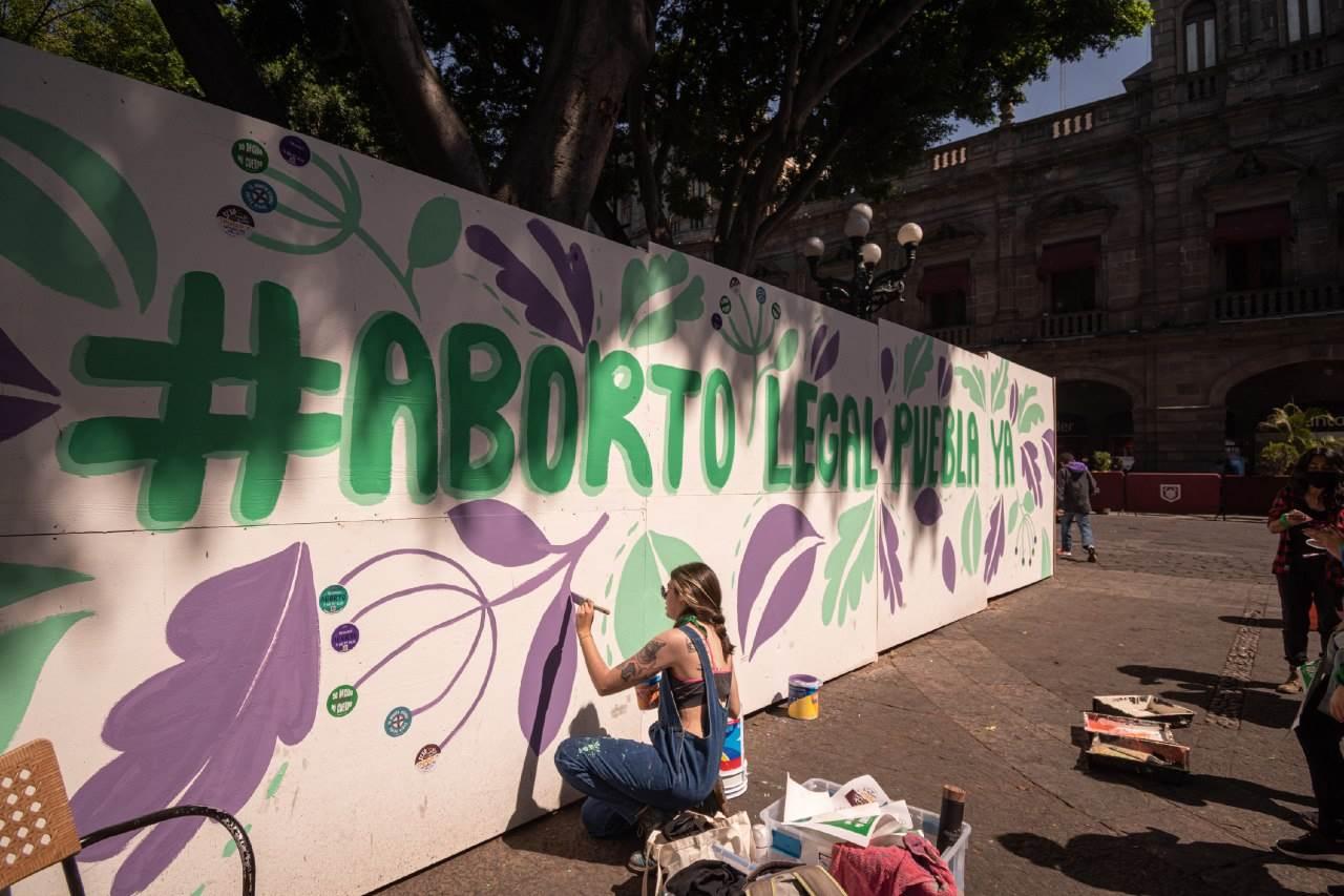 Aborto legal criminalización Puebla