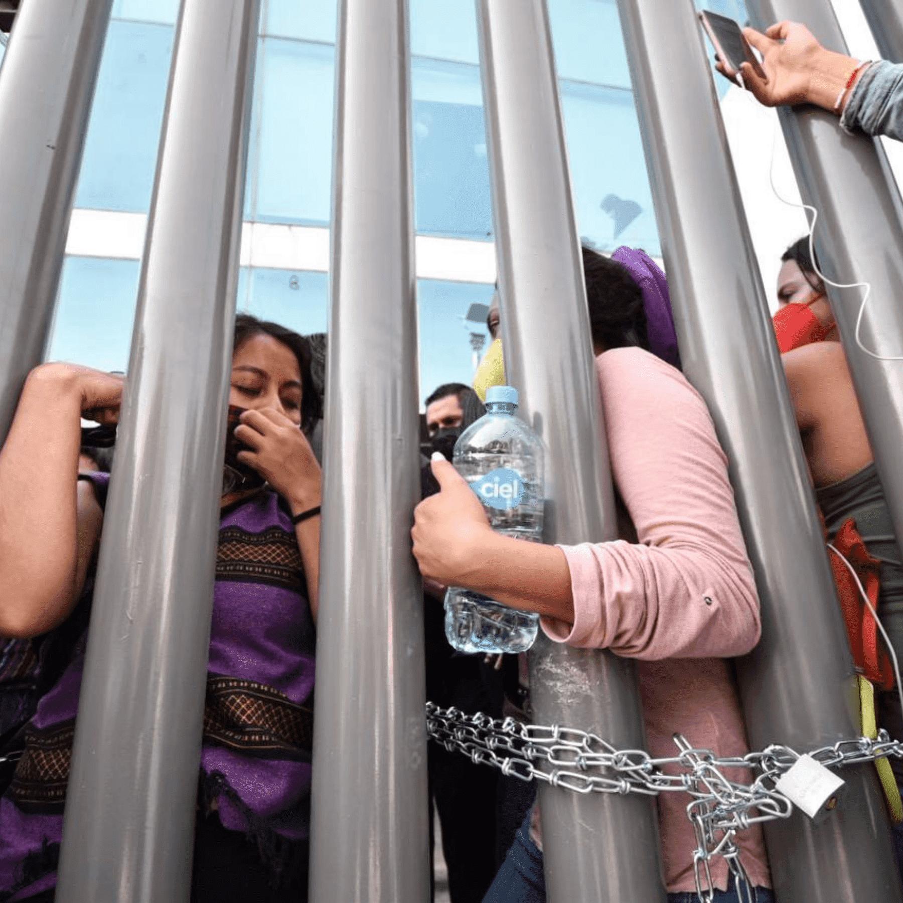CNDH condena agresión de la Fiscalía de Puebla a familia de Zyanya
