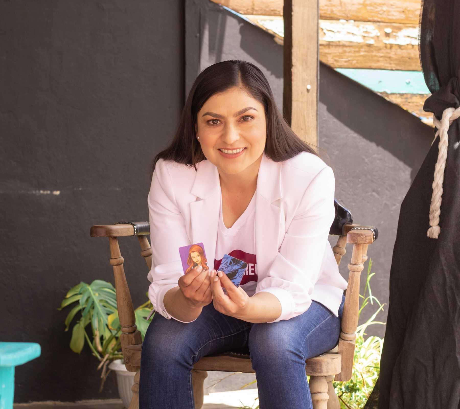 Claudia Rivera candidata