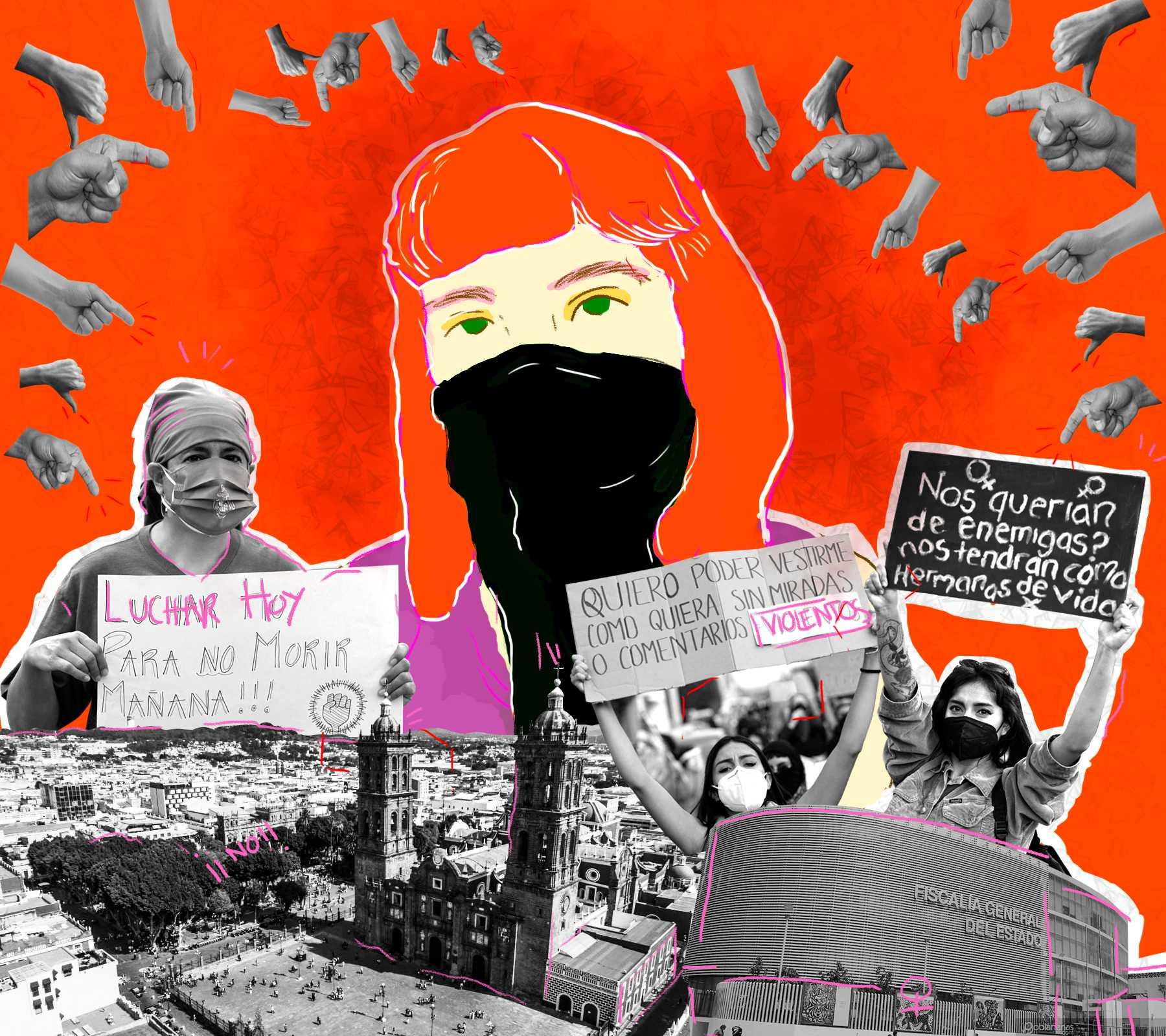 Fotografías: Brenda Palacios. Collage: Valeria Bautista