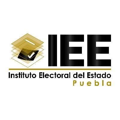 Logo del IEE Puebla