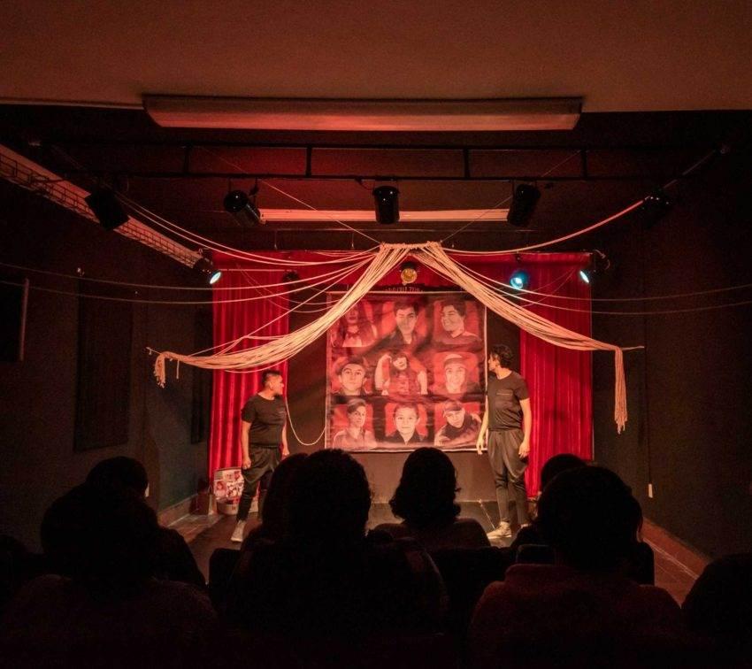 A Odiar Se Aprende: memoria y resistencia desde el teatro de Las Nahualas