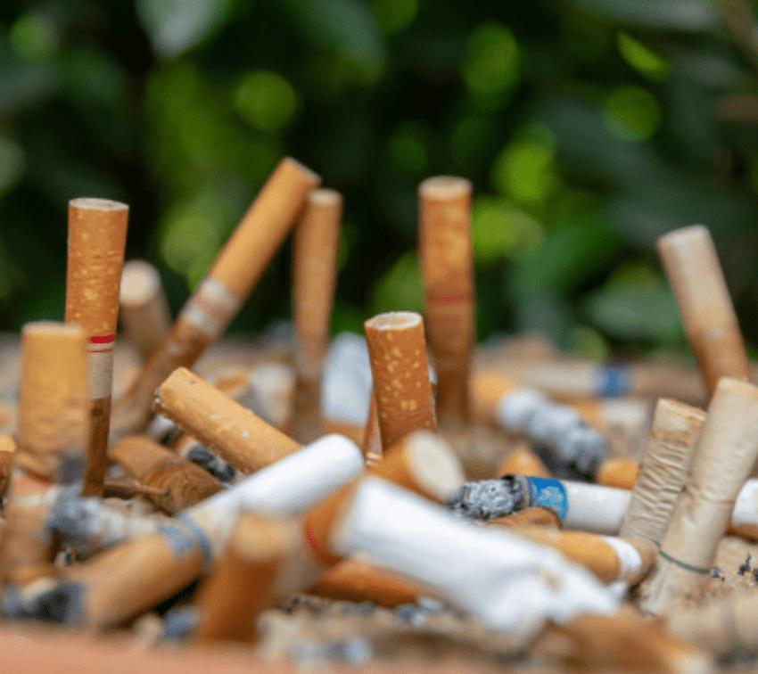 Poblanos realizarán jornada para levantar colillas de cigarro