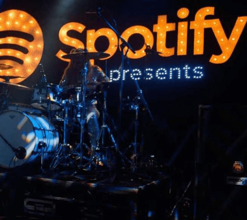 Lo nuevo de Spotify: conciertos online