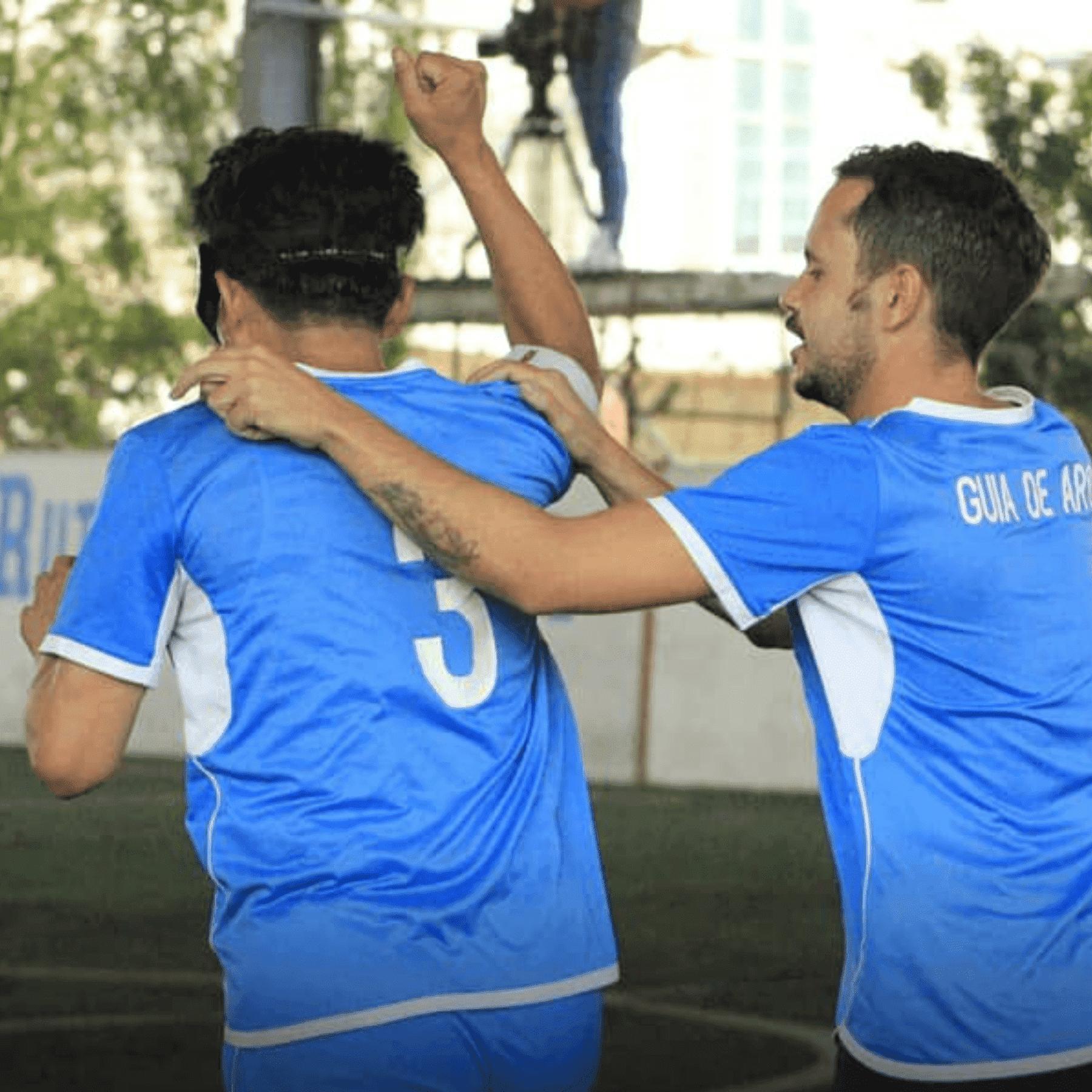 Topos Varonil debuta con triunfo en Liga Mexicana de Futbol para Ciegos