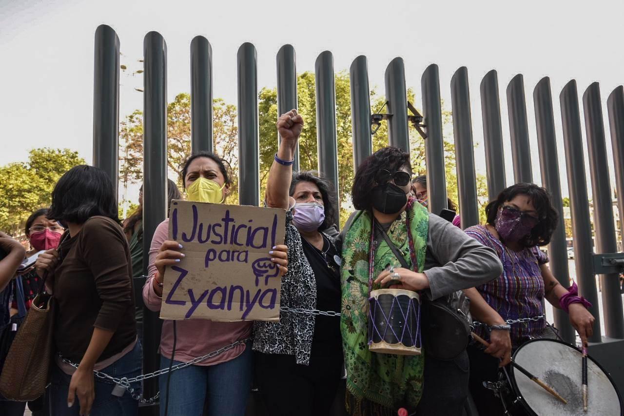 Feminicidios fiscalía Zyanya Figueroa Becerril
