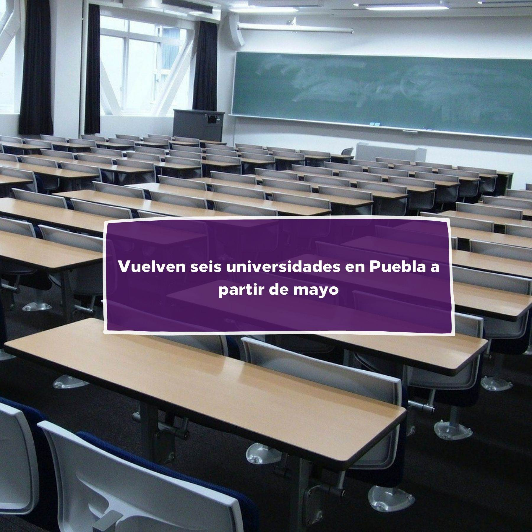 clases presenciales en Puebla