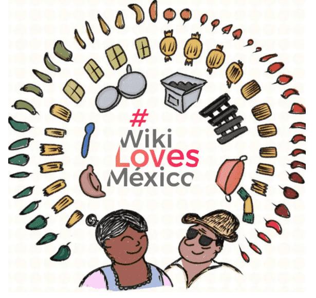 Imagen del concurso de fotografía que lanzó Wikipedia México.