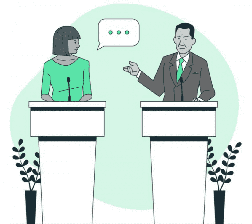 Lo que debes saber sobre el debate entre candidatos a la presidencia municipal de Puebla