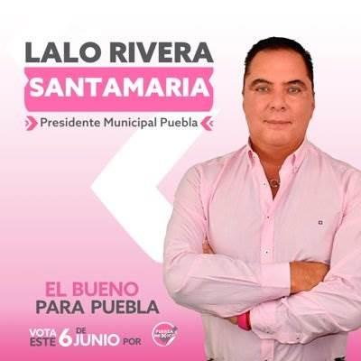 Fotografía de la candidata de Fuerza por México en Puebla Capital