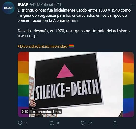 BUAP discriminación lgbt