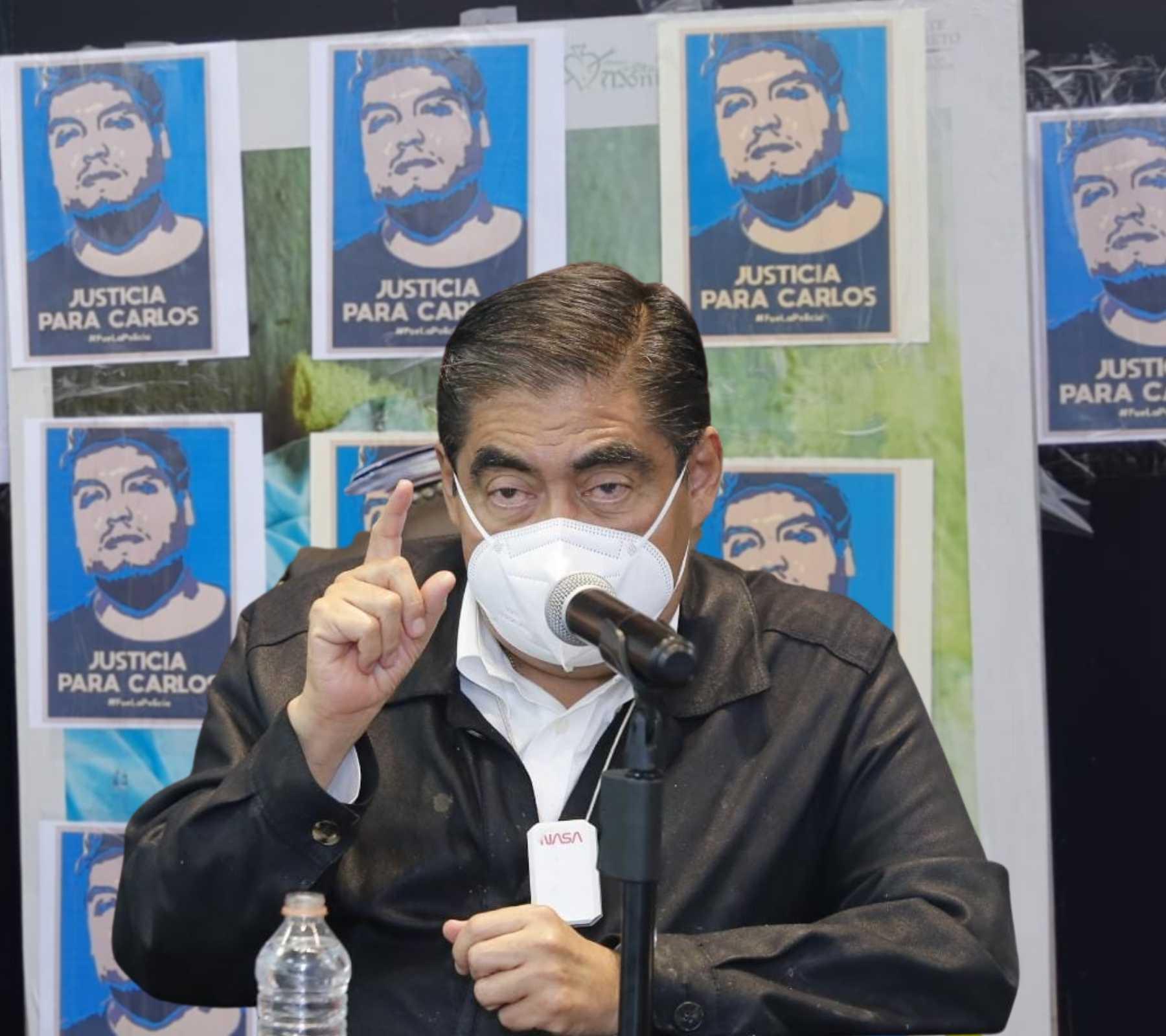 Carlos portillo abuso policial portada
