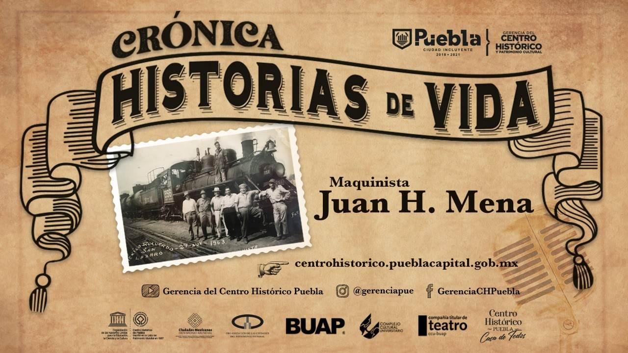 El libro Crónica: Historias de Vida, reúne 20 testimonios de personas que habitaron el Centro Histórico de Puebla en el siglo XX.