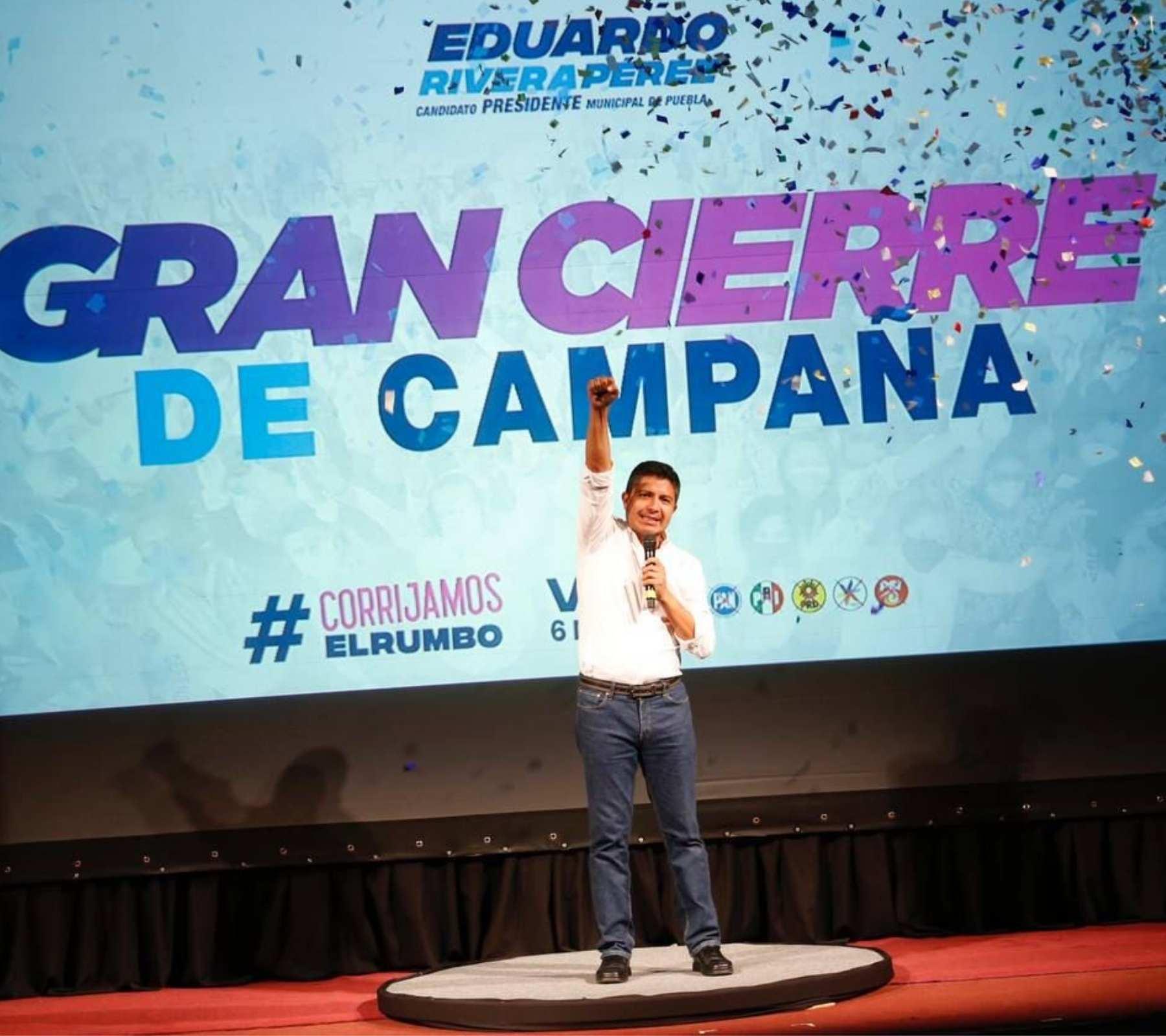 Fotografía de Eduardo Rivera