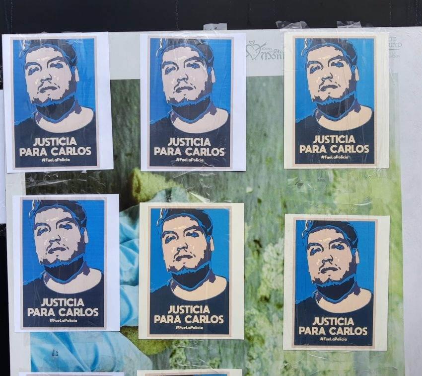 Detienen a policías de Xoxtla involucrados en la muerte del artista Carlos Portillo