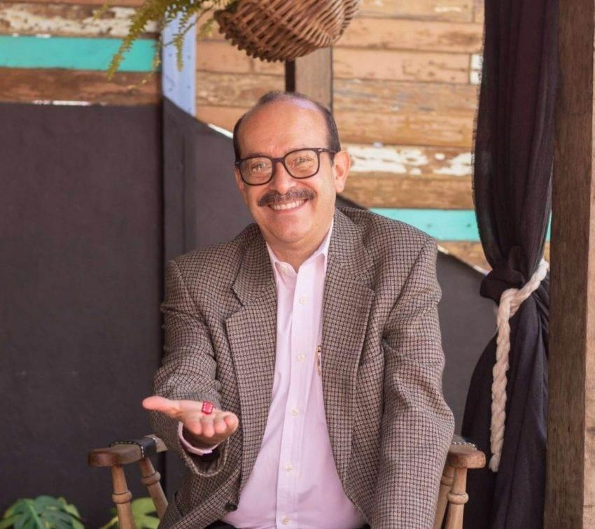 Una partida de Jenga con Marcos Rodríguez del Castillo
