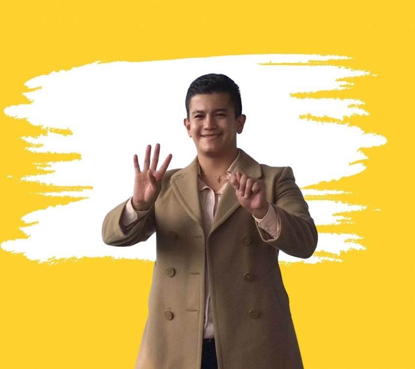 Víctor Zurita será el primer diputado local sordo en México