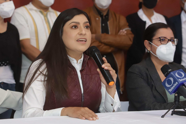 Claudia Rivera elecciones Puebla