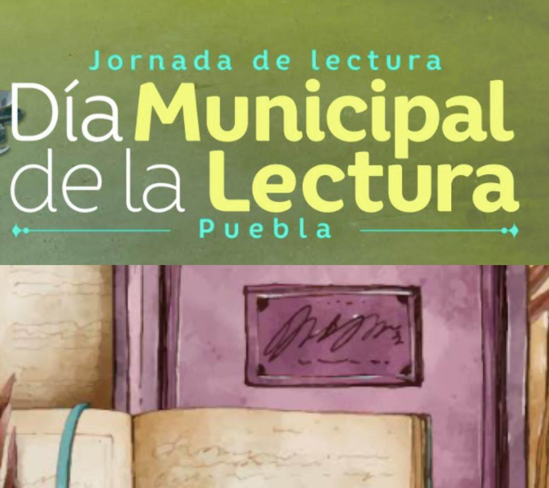 día municipal de la lectura
