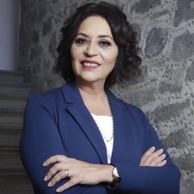 María Dolores Cervantes es una de las personas que se encuentra dentro de la planilla de Regidores de Eduardo Rivera Pérez.