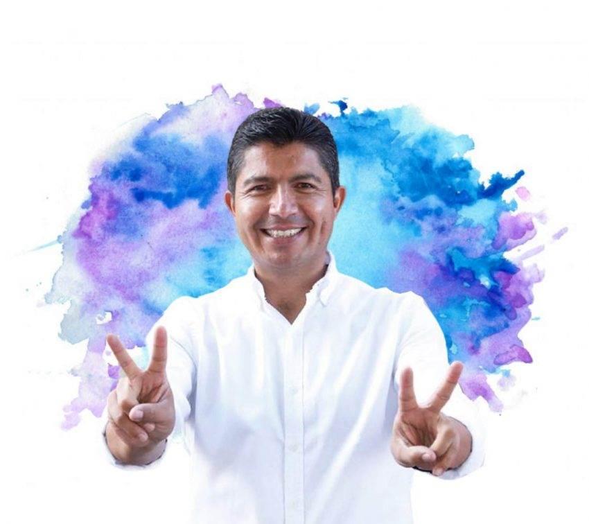 Eduardo Rivera se declara ganador de las elecciones en Puebla capital