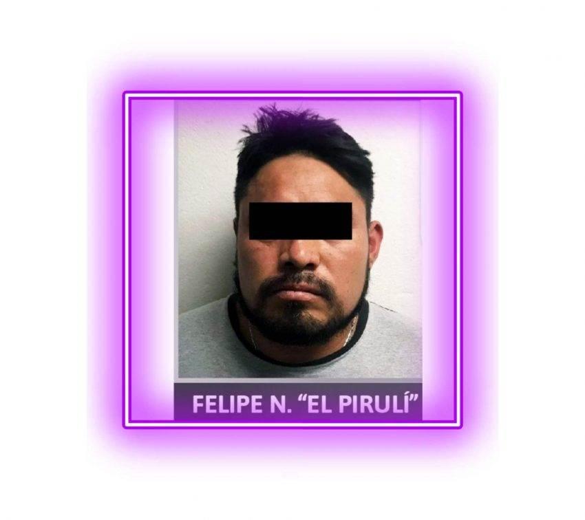 """Capturan a """"El Pirulí"""", reo prófugo del penal de San Miguel"""