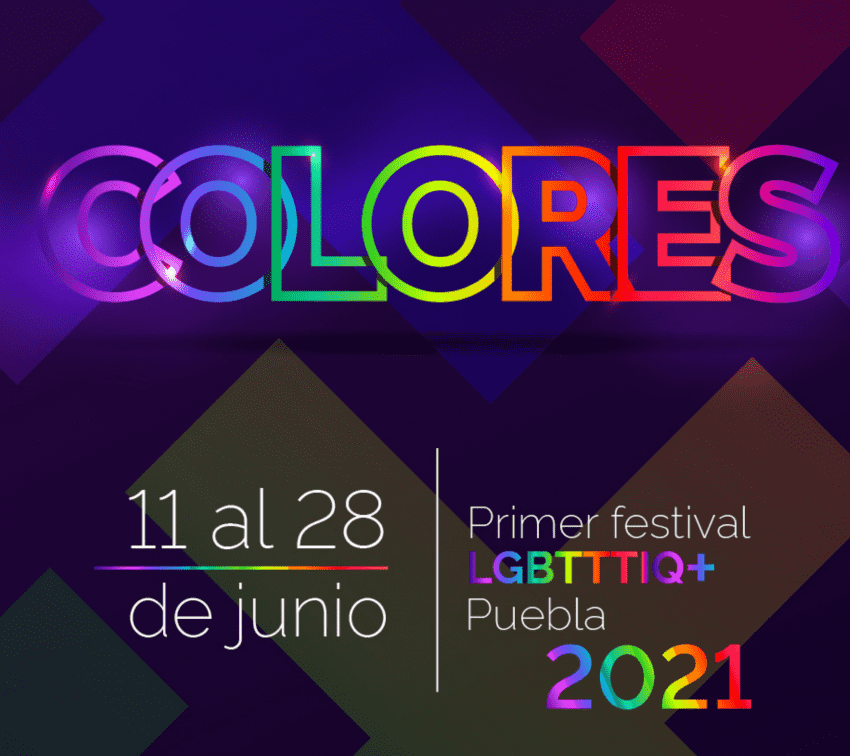 Gobierno de Puebla realizará festival cultural LGBTI+