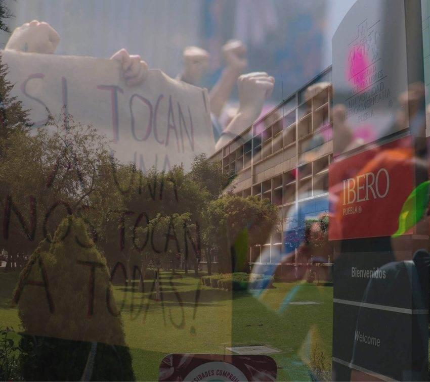 Estudiantes de Ibero Puebla denuncian revictimización tras denunciar acoso